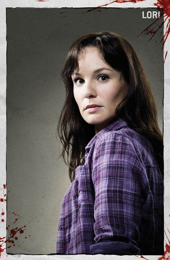 The Walking Dead : Photo Sarah Wayne Callies