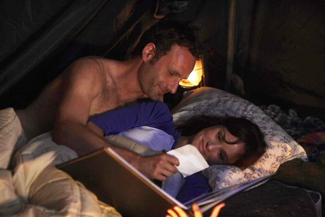 The Walking Dead : Photo Andrew Lincoln, Sarah Wayne Callies