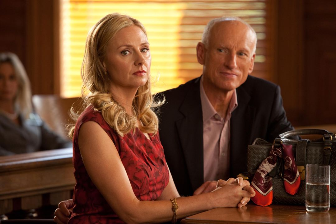 Real Steel : Photo Hope Davis, James Rebhorn, Shawn Levy