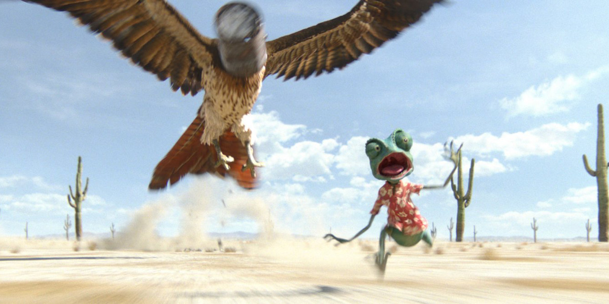 Rango : Photo