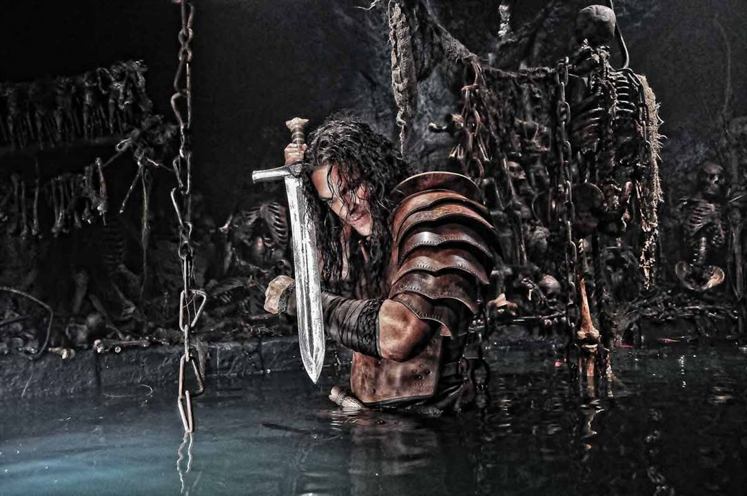 Conan : Photo Jason Momoa, Marcus Nispel