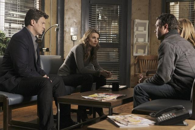 Photo Nathan Fillion, Stana Katic, Taylor Kinney
