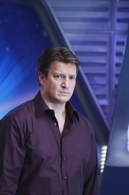 Photo Nathan Fillion