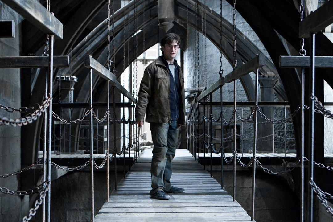 Harry Potter et les reliques de la mort - partie 2 : Photo Daniel Radcliffe