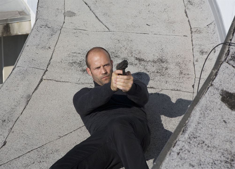 Le Flingueur : Photo Jason Statham