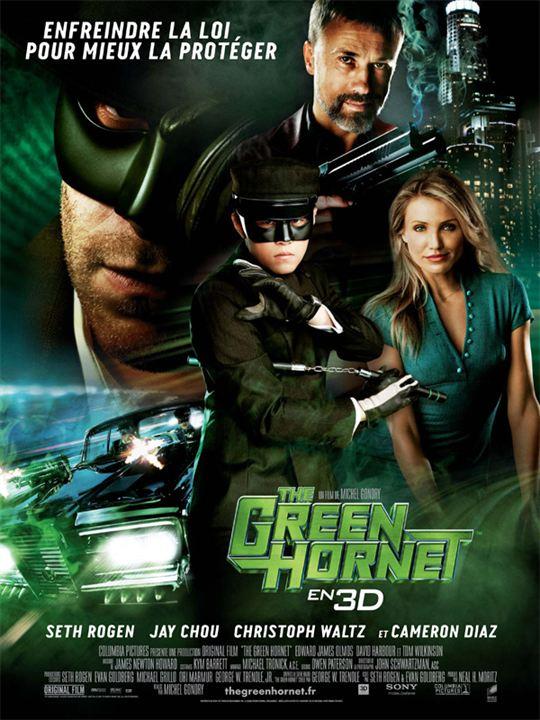 The Green Hornet : Affiche