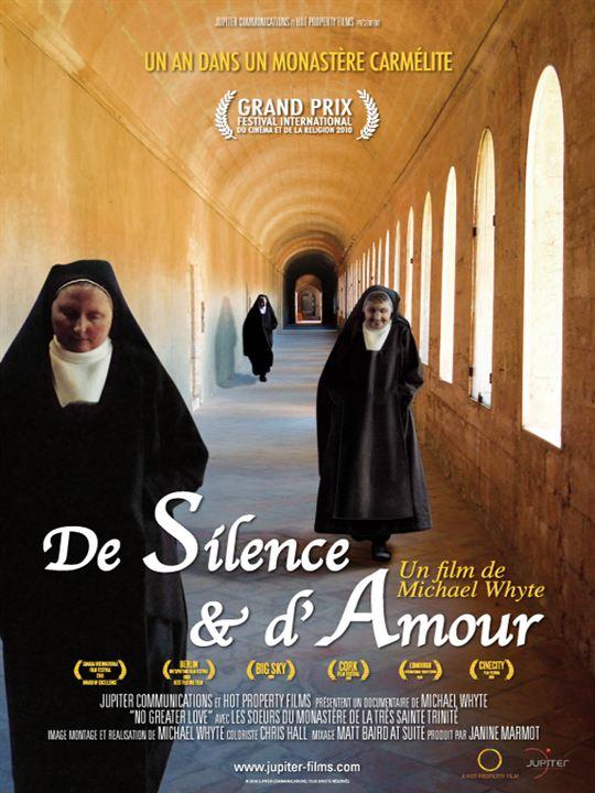 De silence et d'amour : Affiche