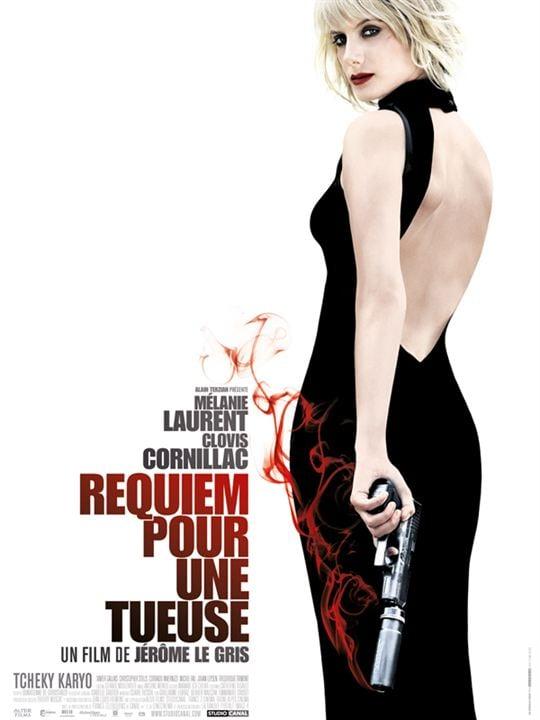 Requiem pour une tueuse : Affiche