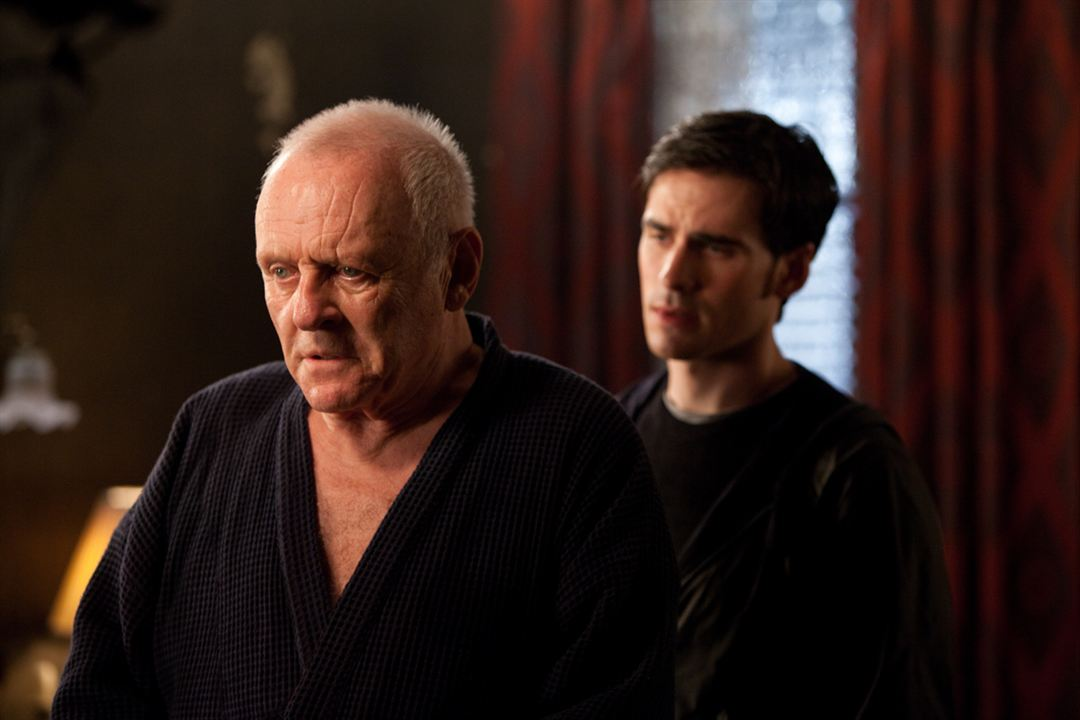 Le Rite : Photo Anthony Hopkins, Colin O'Donoghue