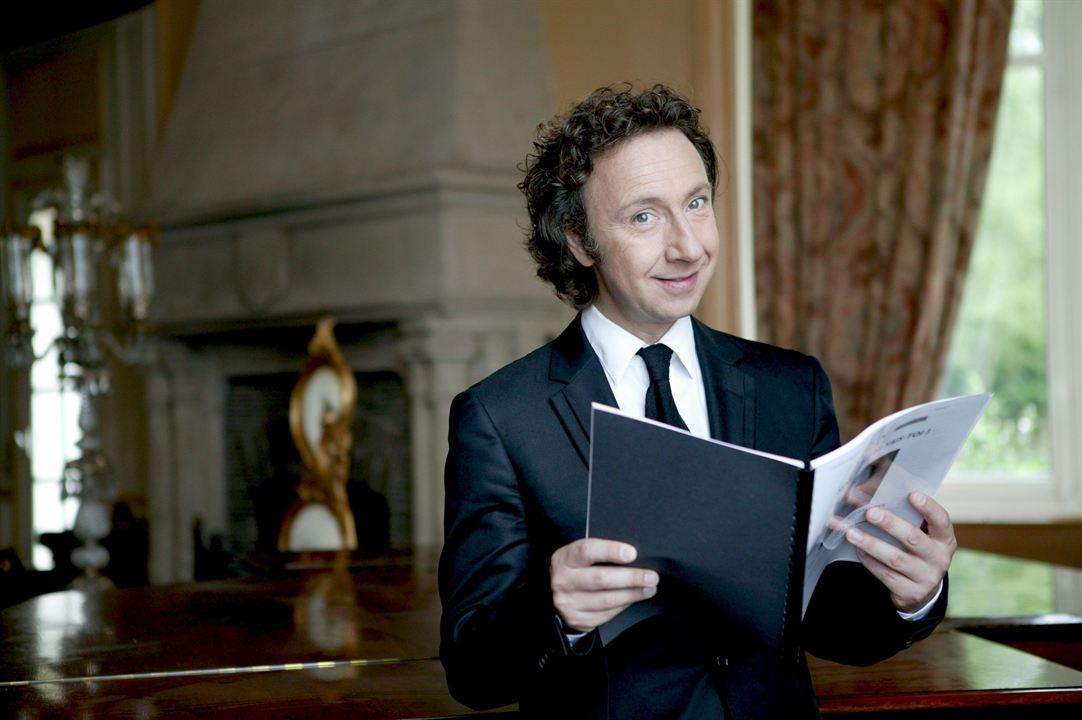 Sois riche et tais-toi : Photo Stéphane Bern