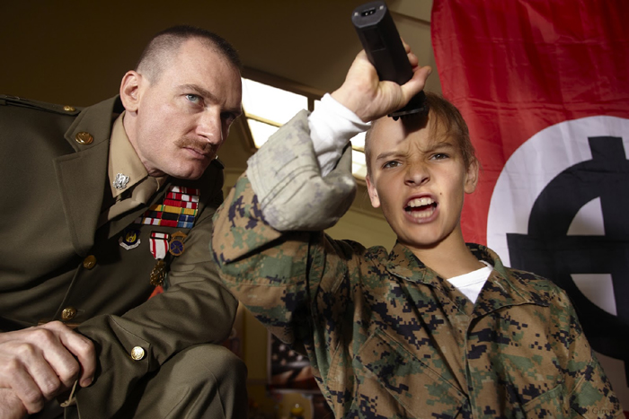 I Want To Be a Soldier : Photo