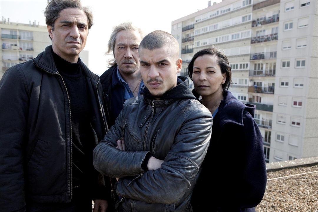 Les Beaux mecs : Photo Fejria Deliba, Olivier Rabourdin, Simon Abkarian, Soufiane Guerrab