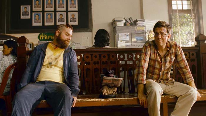 Very Bad Trip 2 : Photo Ed Helms, Zach Galifianakis