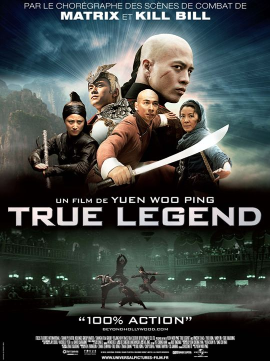 True Legend : affiche