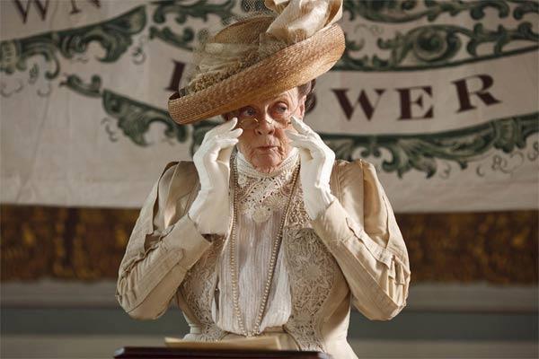 Downton Abbey : Photo Maggie Smith