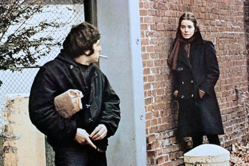 Panique à Needle Park : Photo Al Pacino, Jerry Schatzberg, Kitty Winn
