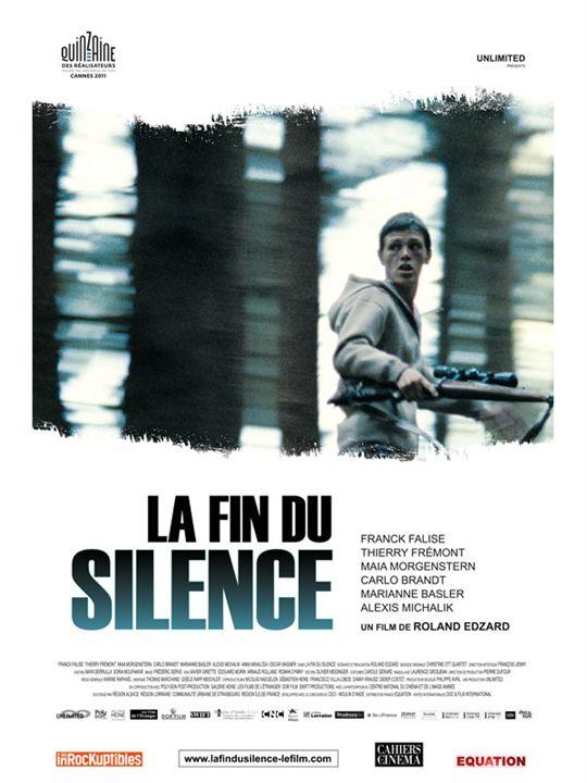 La Fin du Silence : Affiche