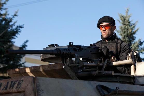 Expendables 2: unité spéciale : Photo Jason Statham