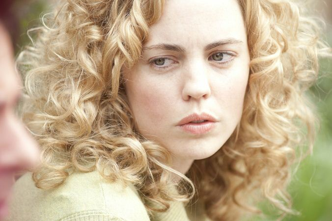 Swinging with the Finkels : Photo Melissa George