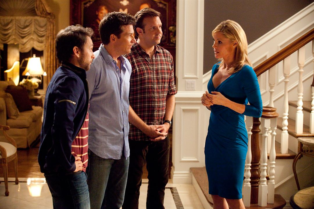 Comment tuer son Boss ? : Photo Charlie Day, Jason Bateman, Jason Sudeikis, Julie Bowen, Seth Gordon