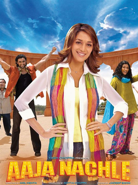 Aaja Nachle : affiche