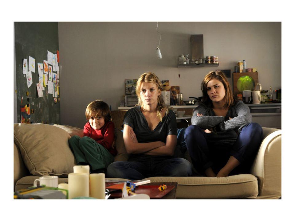 Les Adoptés : Photo Marie Denarnaud, Mélanie Laurent, Théodore Maquet-Foucher