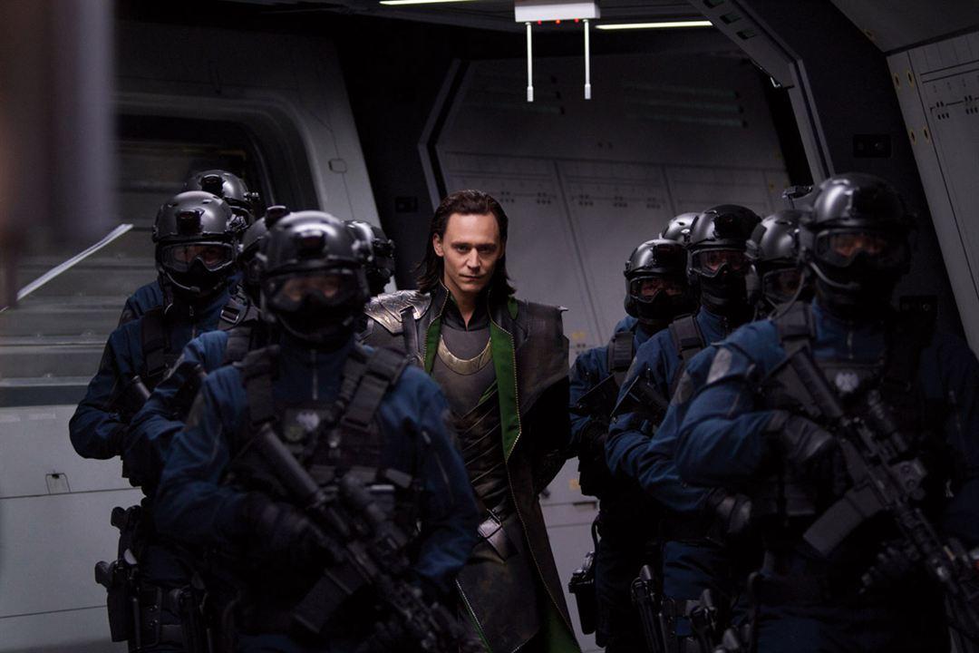 Avengers : Photo Tom Hiddleston