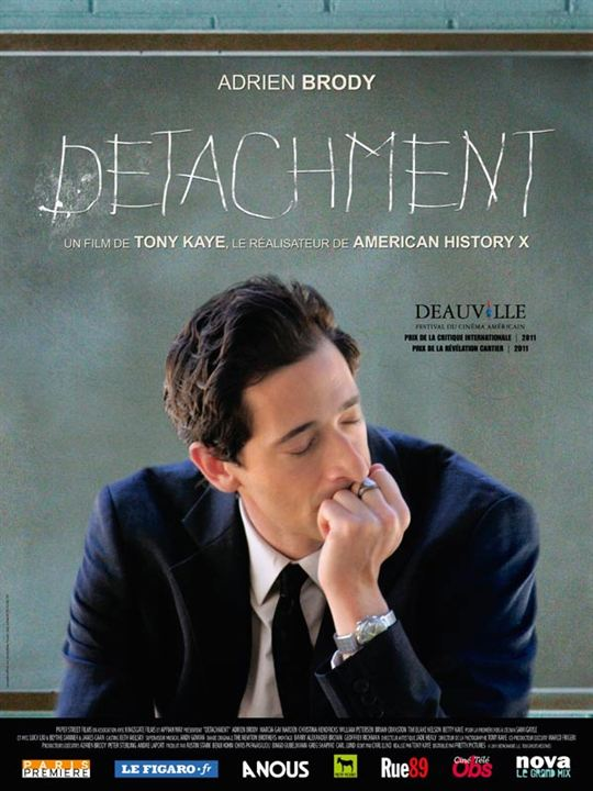 Detachment : Affiche