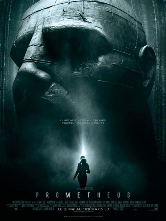 Prometheus : affiche