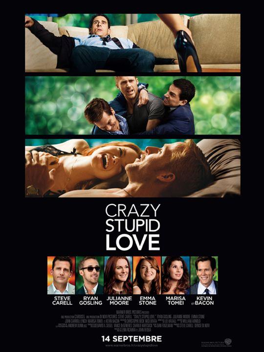 Crazy, Stupid, Love : Affiche
