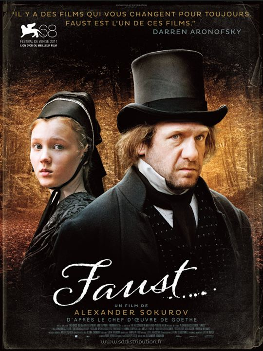 Faust : affiche