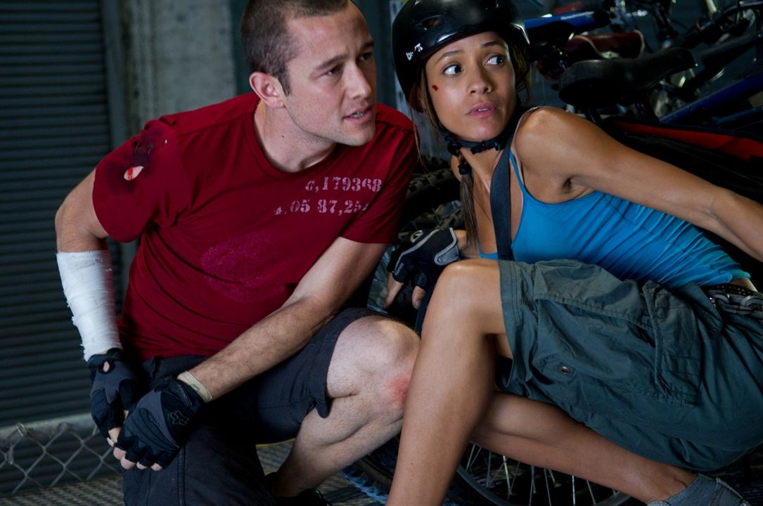 Premium Rush : Photo Dania Ramirez, Joseph Gordon-Levitt