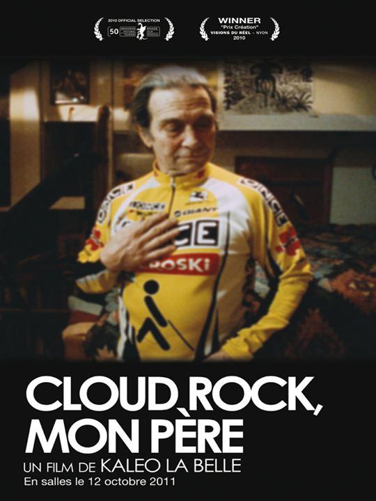 Cloud rock, mon père : affiche