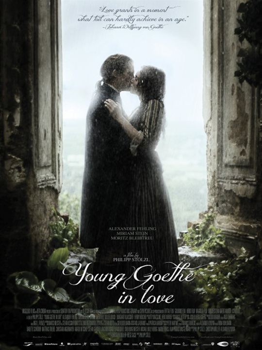 Young Goethe in Love : affiche