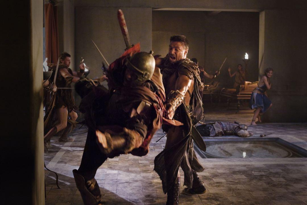 Spartacus : Le sang des gladiateurs : photo