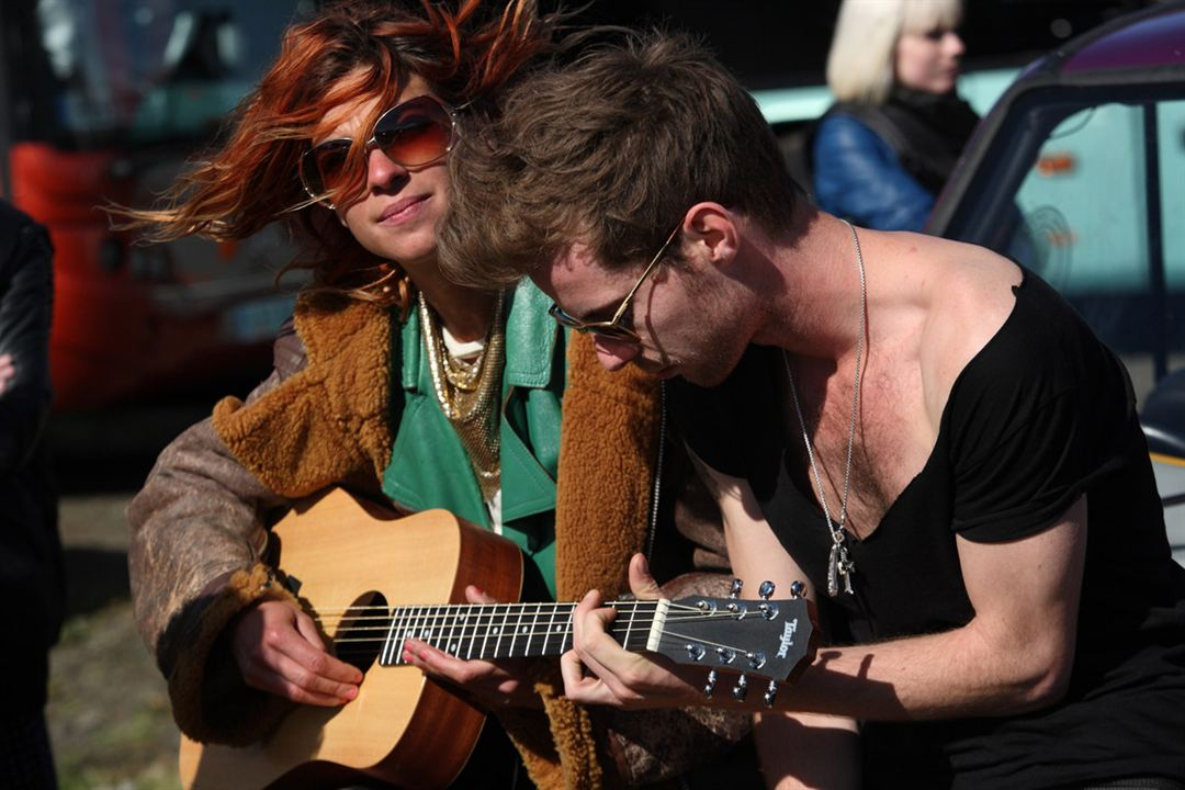 Rock'N'Love : Photo Luke Treadaway, Natalia Tena