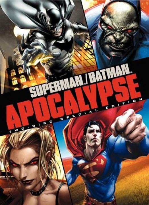 Superman/Batman : Apocalypse : Affiche
