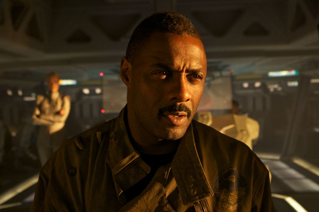 Prometheus : Photo Idris Elba
