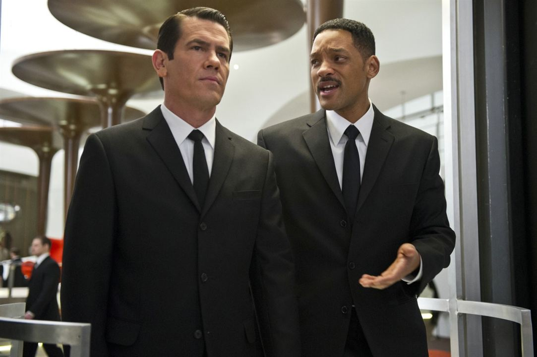 Men In Black III : Photo Josh Brolin, Will Smith