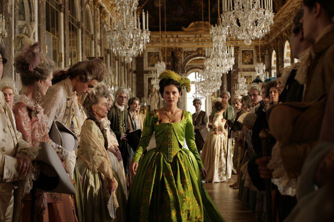 Les Adieux à la reine : Photo Benoît Jacquot, Virginie Ledoyen