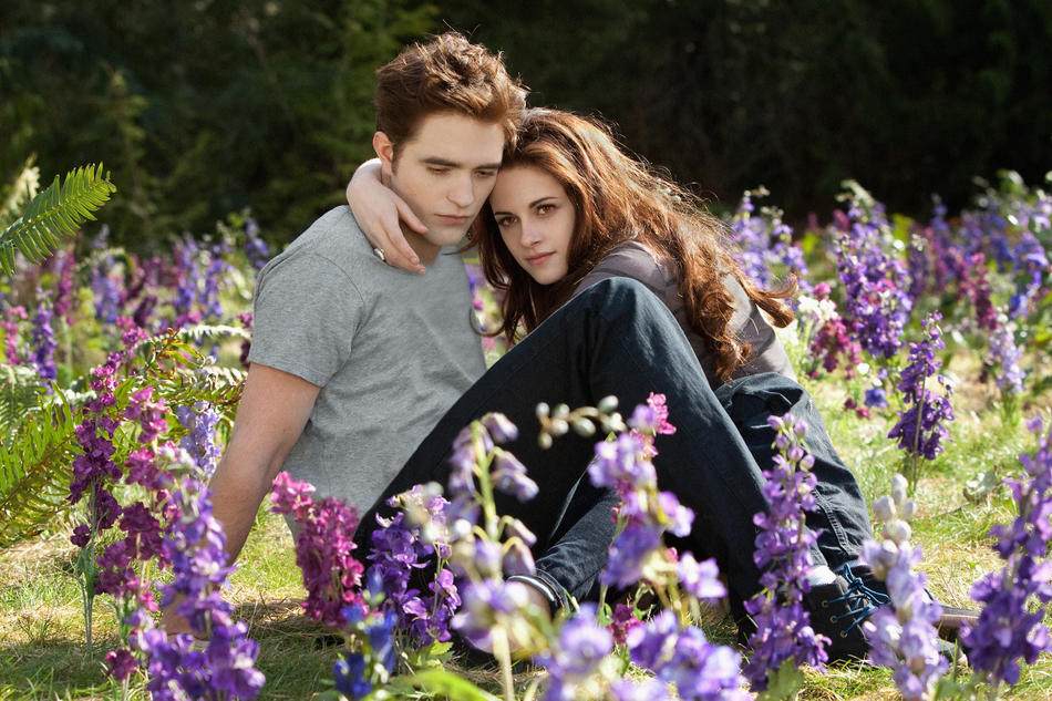 Twilight - Chapitre 5 : Révélation 2e partie : Photo Kristen Stewart, Robert Pattinson
