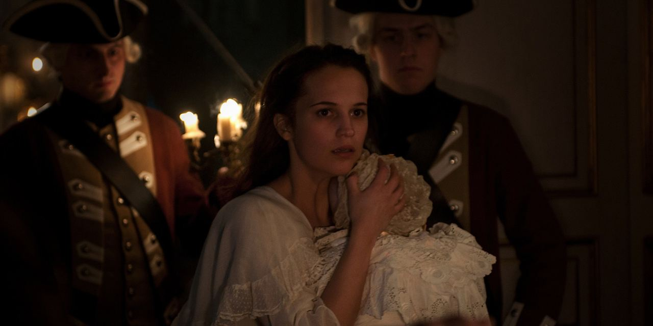 Royal Affair : Photo Alicia Vikander