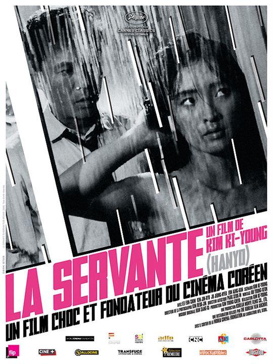La Servante : Affiche