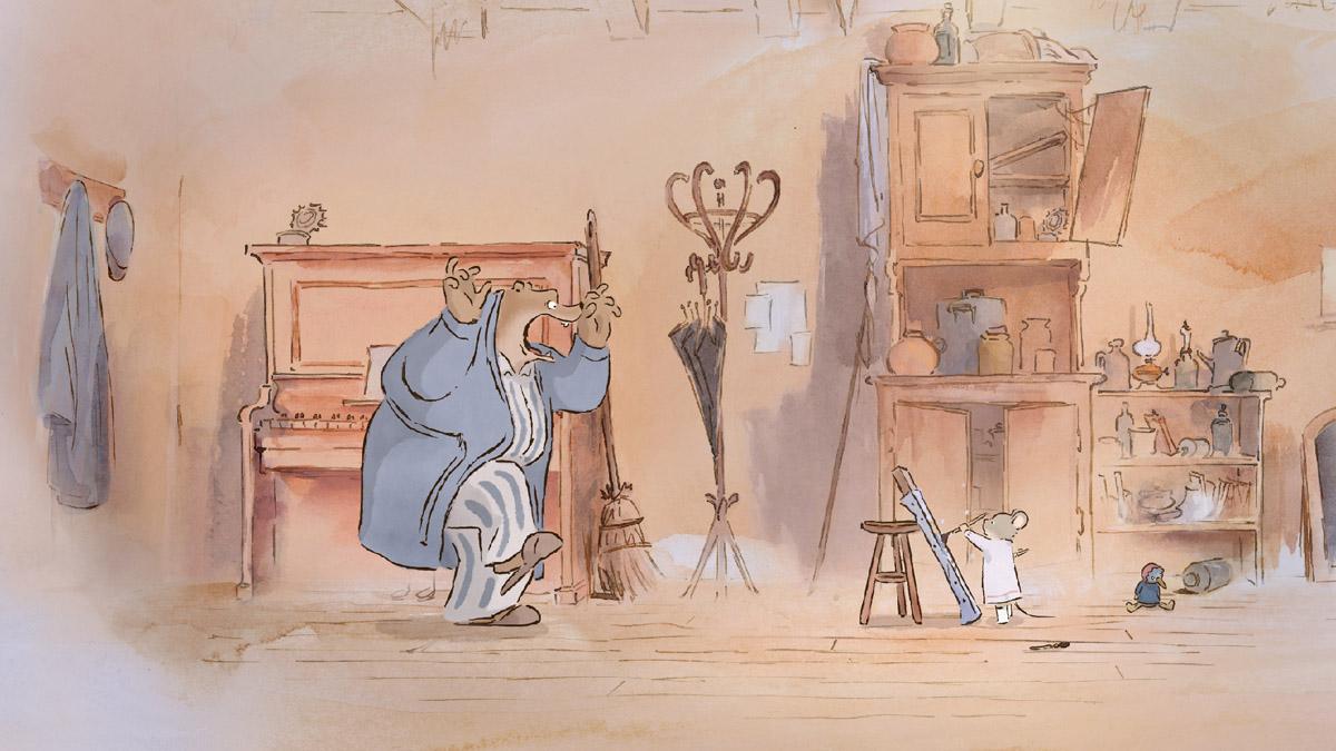 Ernest et Célestine : Photo