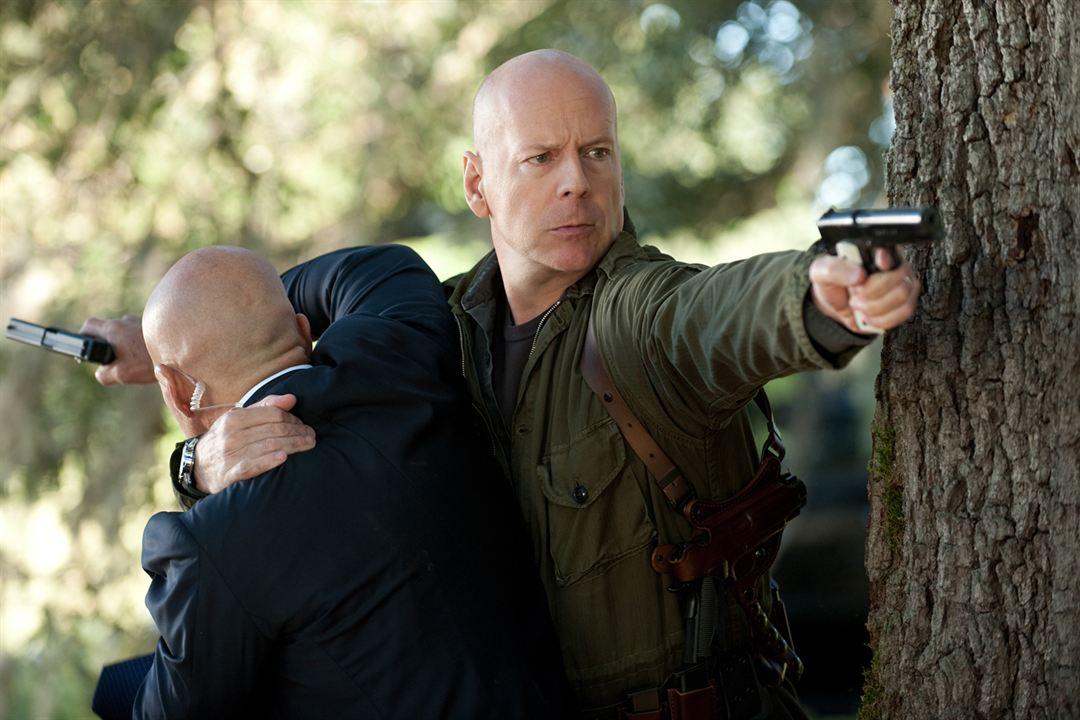 G.I. Joe : Conspiration : Photo Bruce Willis, Jon M. Chu