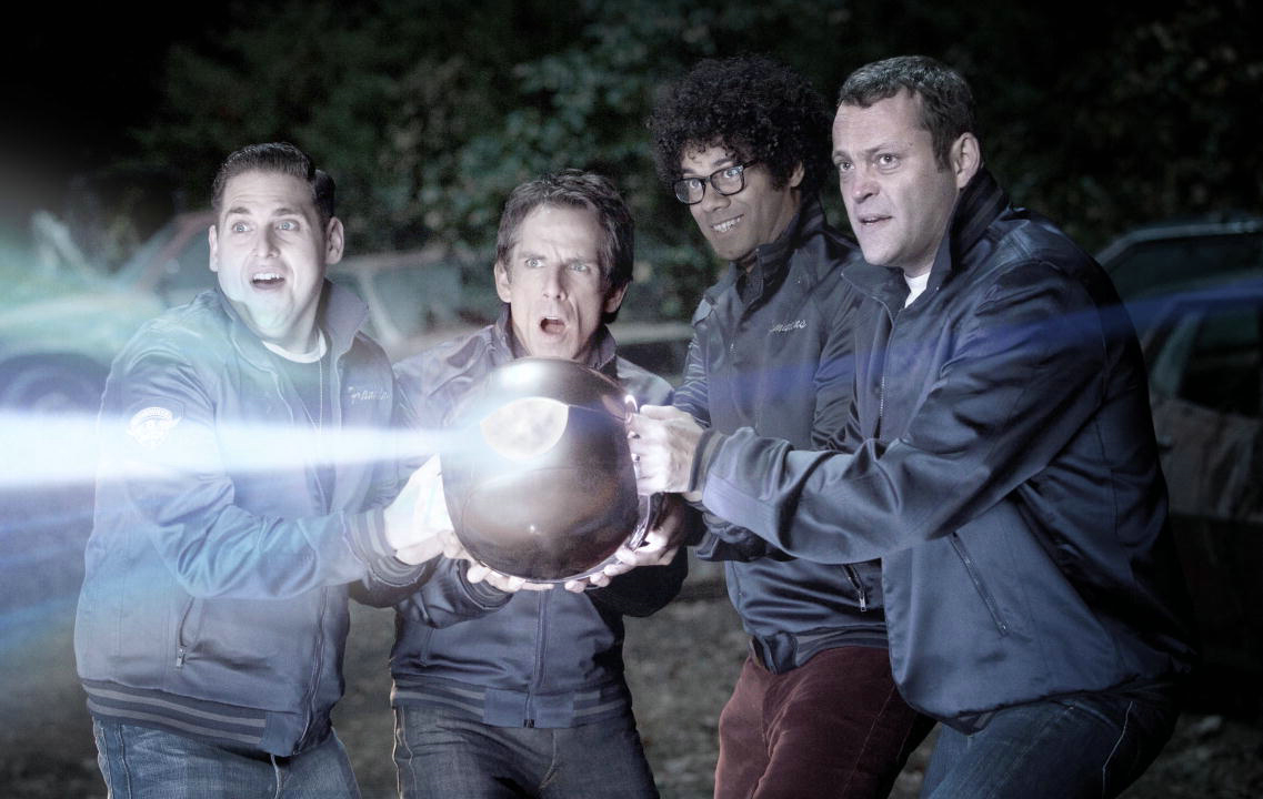 Voisins du troisième type : Photo Ben Stiller, Jonah Hill, Richard Ayoade, Vince Vaughn