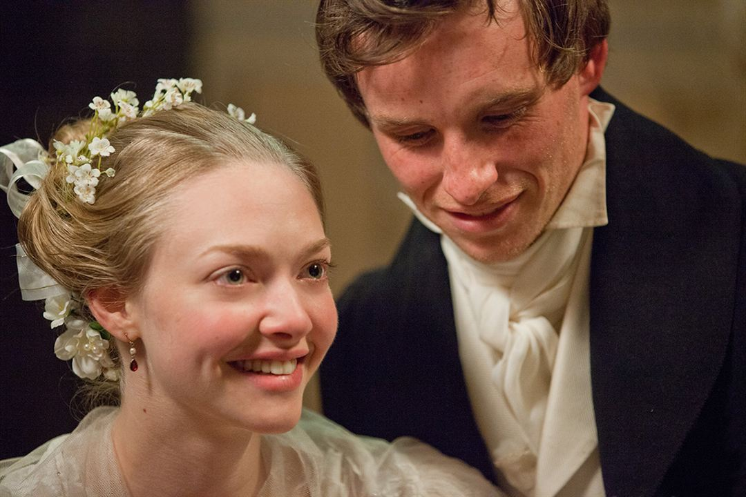 Les Misérables : Photo Amanda Seyfried, Eddie Redmayne
