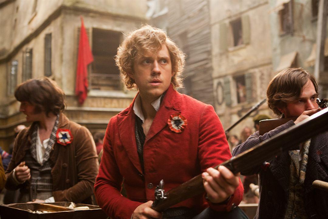Les Misérables : Photo Aaron Tveit