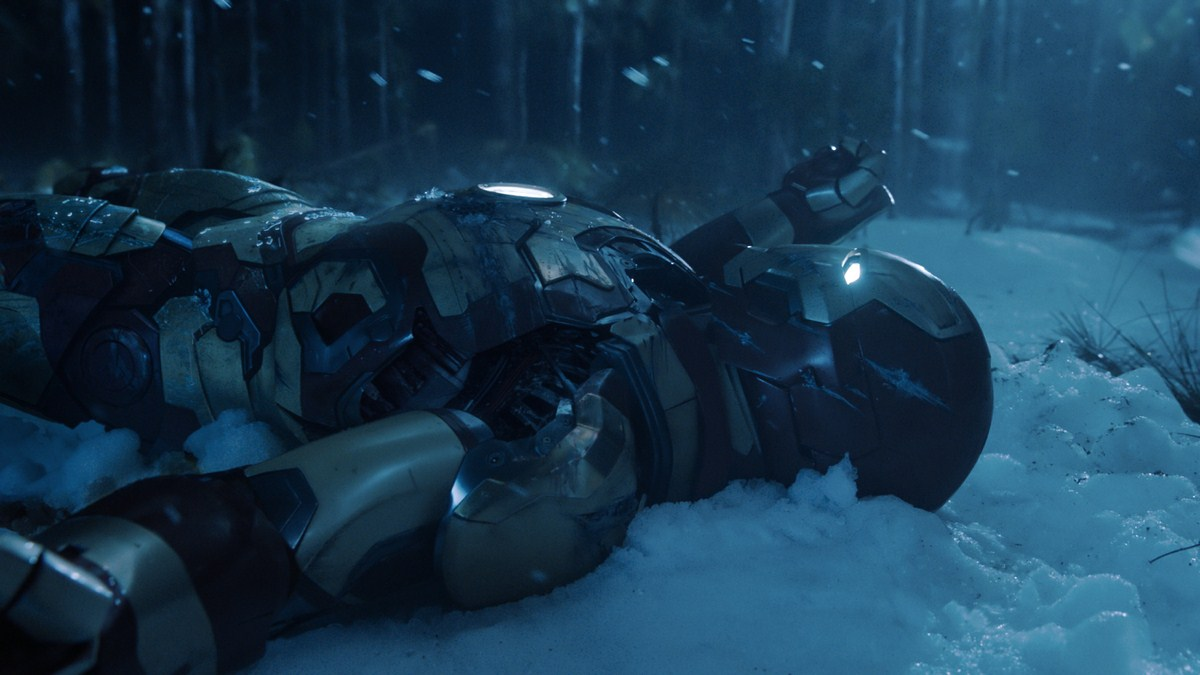 Iron Man 3 : Photo