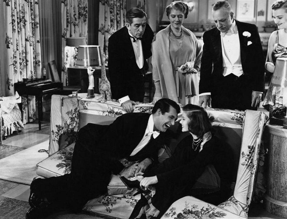 Vacances : Photo Cary Grant, Doris Nolan, Edward Everett Horton, Katharine Hepburn